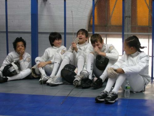 New York Fencing Academy - NYFA Youth tournament