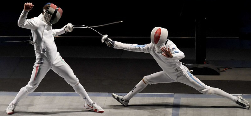 For Immediate Release:  NEW YORK FENCING ACADEMY'S ROMAIN CANNONE WINS TEAM GOLD AT EUROPEAN CHAMPIONSHIP