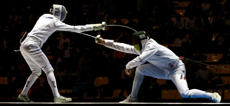 For Immediate Release: NEW YORK FENCER ROMAIN CANNONE WINS WORLD CHAMPIONSHIP SILVER MEDAL IN UZBEKISTAN