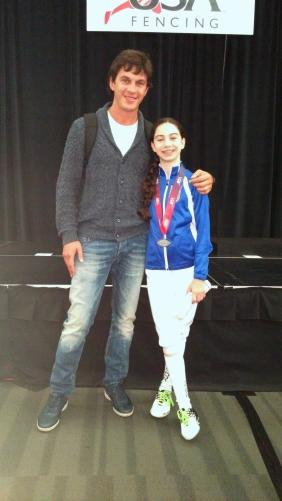 Jordan Liverant 6th Y12 2015 Summer Nationals San Jose