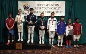 Mark Dolgonos - Gold Y12 at Rocky Mountain SYC