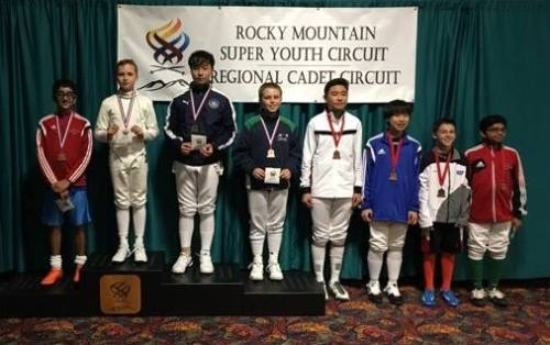 Mark Dolgonos - Gold Y12 at Rocky Mountain SYC
