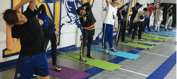 SIGN-UP FOR FENCING CAMPS: WINTER, SPRING,SUMMER