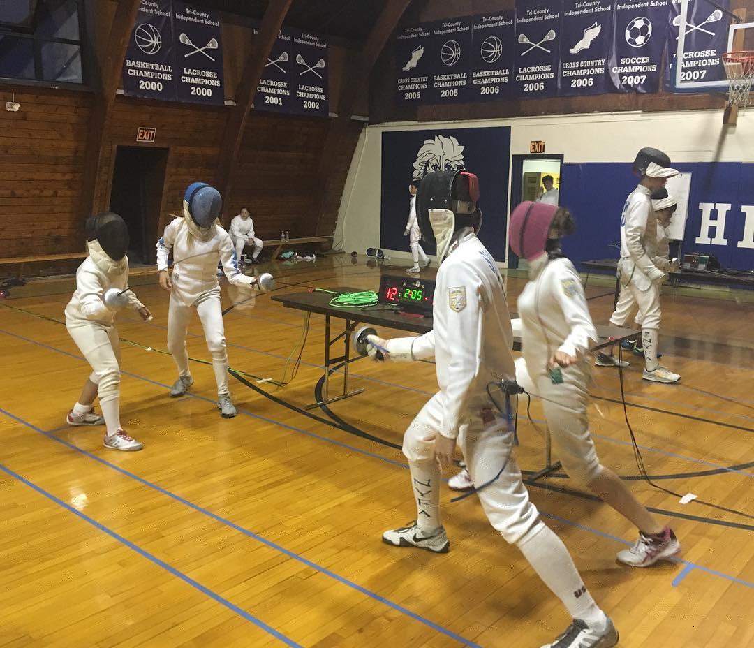 Nyfa Summer Fencing Camps New York Fencing Academy