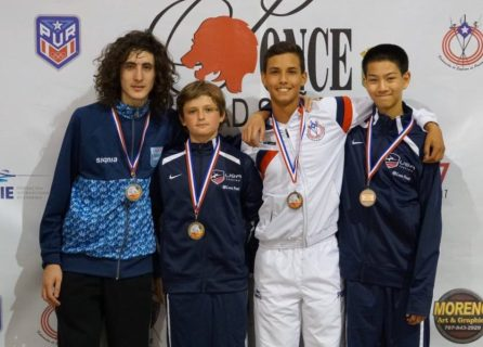 Ethan Kushnerik wins Pan American Youth Championship 2016