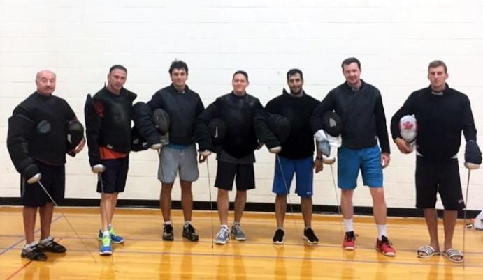 Summer Fencing Camp Success New York Fencing Academy