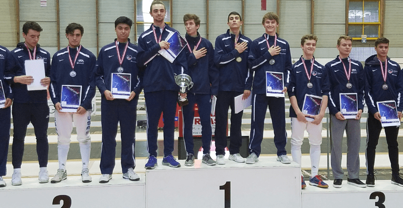 TEAM USA BRINGS HOME SIX MEDALS FROMAUSTRIA