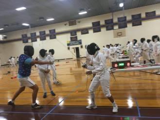NYFA Fencing Camp 2016
