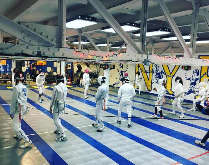 New York Fencing Academy Brooklyn New York Fencing Academy