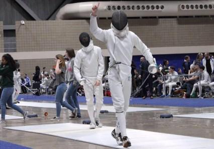 NY Fencing club Brooklyn Epee