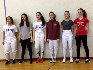 NYFA - NY Fencing - Brooklyn