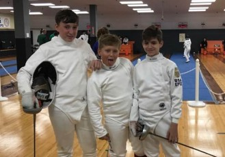 NY Fencing at Mission SYC