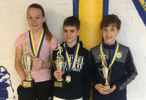 NYFA Youth Cup Season Y14 Winners