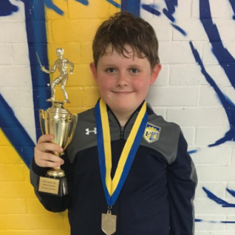 NYFA Youth Cup Season Y8 3rd place Finn Chimoskey