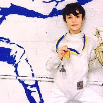 NYFA Youth Cup Season Y8 Champ Julian Brodsky