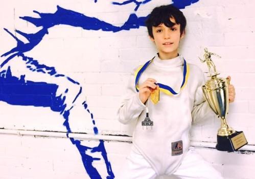 NYFA Youth Cup Season Y8 Champ Julian Brodsky
