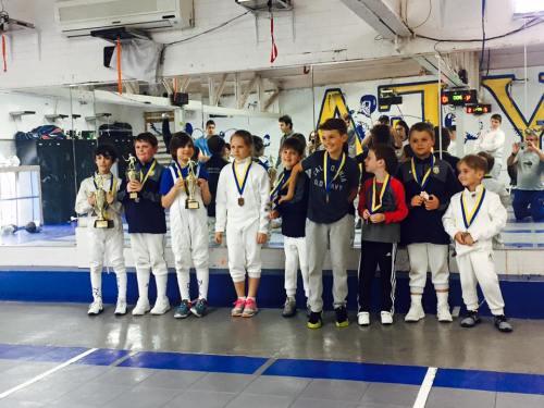 NYFA Youth Cup7 Y8 Podium