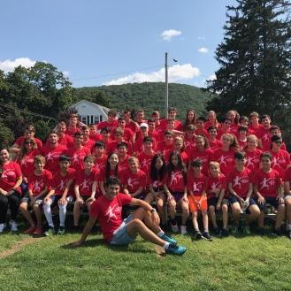 2017 NYFA Summer Camp at Storm King
