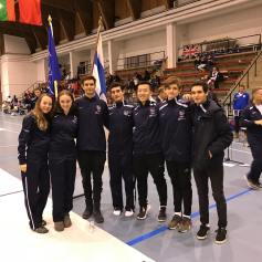USA Cadet Team Members