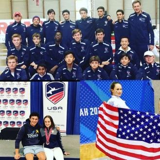 NYFA New York Fencing Academy Brooklyn club