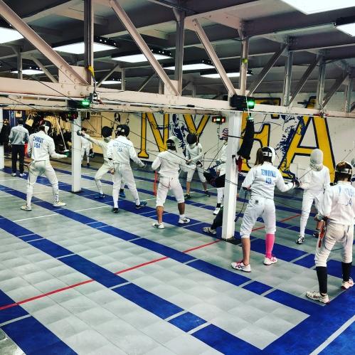 NYFA fencing club