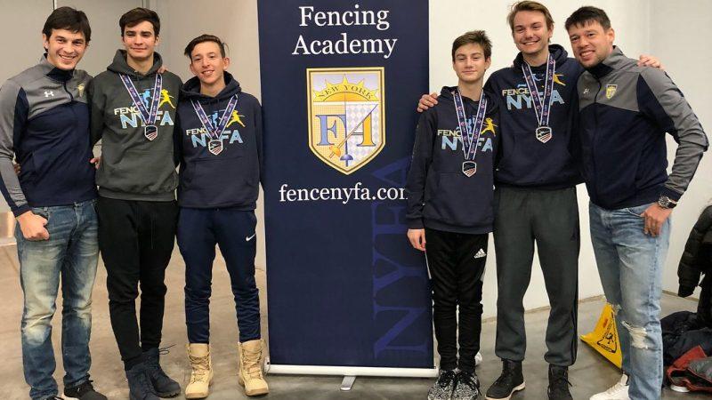 Ny Fencing Brooklyn Fencing Epee Club North