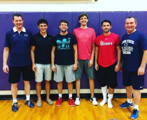 NYFA Summer Camp Coaches at Perk