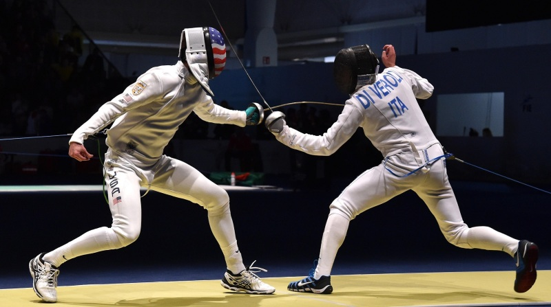 For Immediate Release: BROOKLYN TRAINED FENCER PLACES 12TH AT HIS FIRST JUNIOR WORLD CHAMPIONSHIP IN VERONA, ITALY