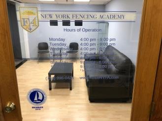 NYFA-LI Long Island fencing club
