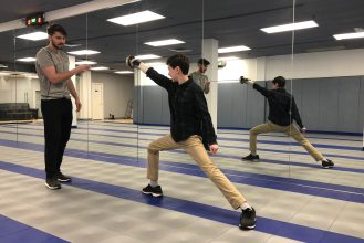 NYFA-LI Long Island fencing club
