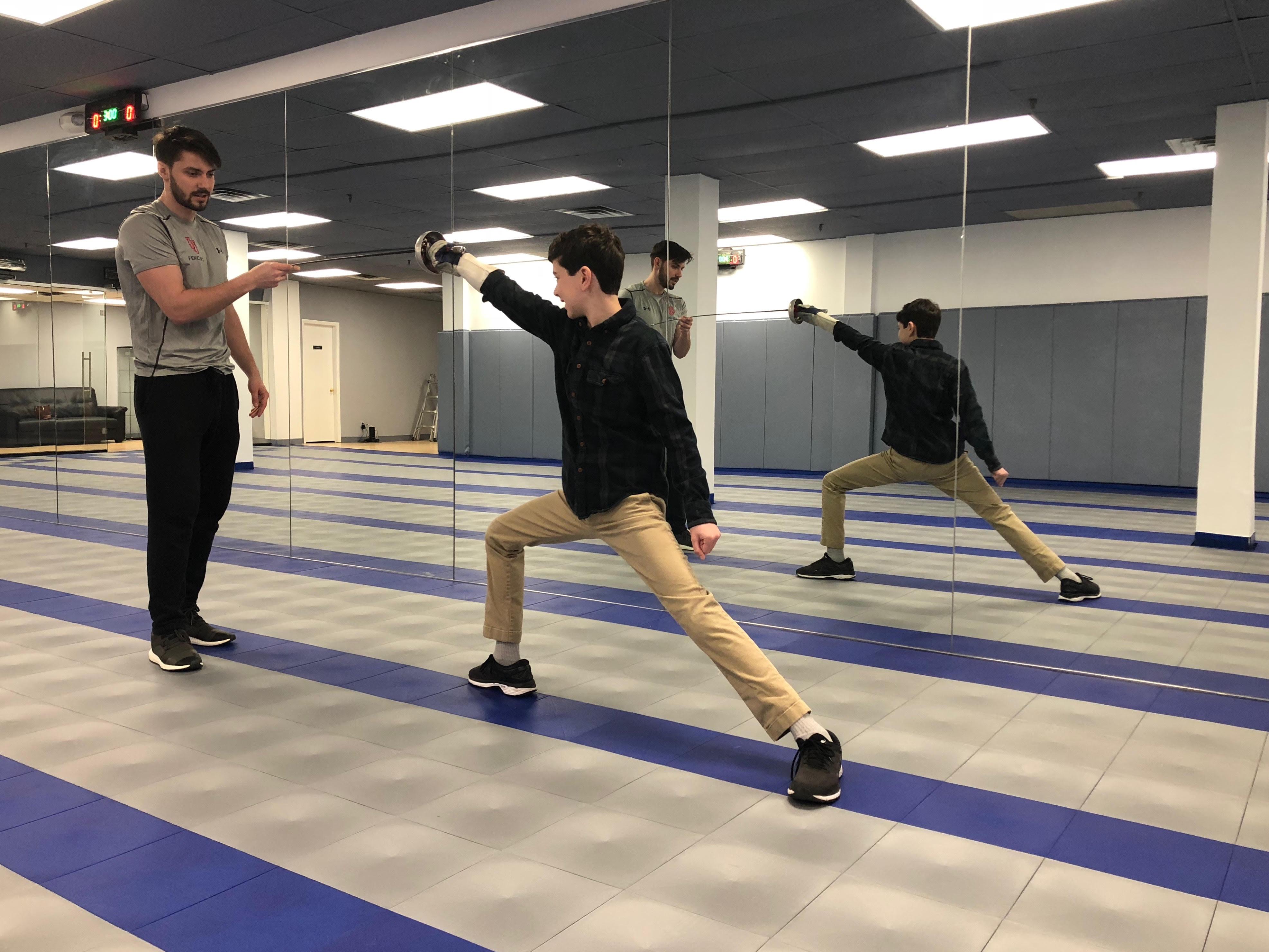 Long Island Fencing Club