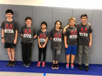 NYFA-LI Students