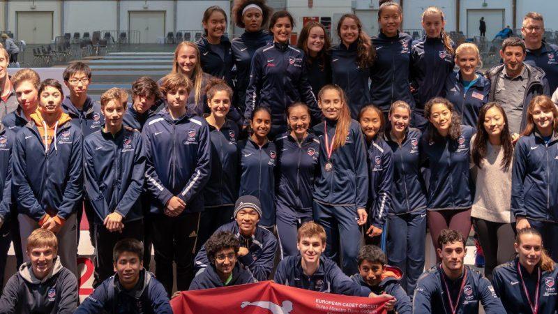 Klagenfurt Cadet World Cup, College TempleOpen