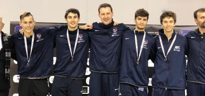 Coach Sergey Danilov Joins New York Fencing Academy