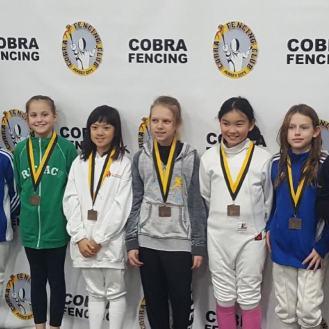 Alexandra Rakhovski 5th Y10 Cobra SYC