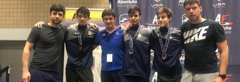 For Immediate Release: Long Island and Brooklyn Fencers Win North American Cup Medals, Vie for National Teams