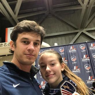 Jaclyn Khrol 3rd Juniors Nov NAC Coach Mokretsov