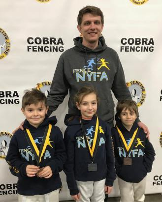 Liora Profis Silver Alexander Ratmansky Bronze Grayson Shchur 7th Y8 Cobra SYC Coach Dutchak