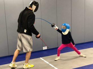 Long Island fencing club NYFA-LI