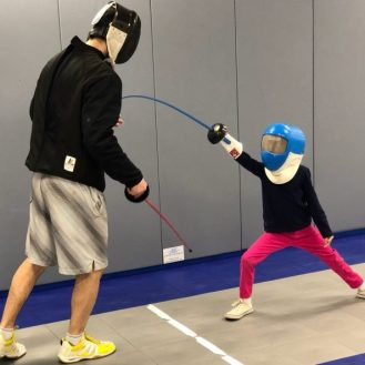 Long Island fencing club NYFA-LI