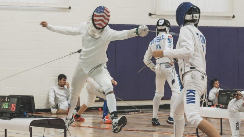 2019 Summer Fencing Camp Registration is Open!