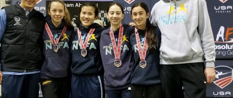 Junior Olympic Medalists, Cadet National Team Selection