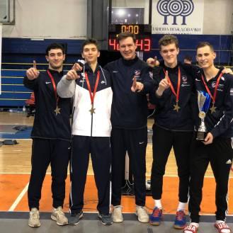 NYFA - Brooklyn and Long Island fencing club