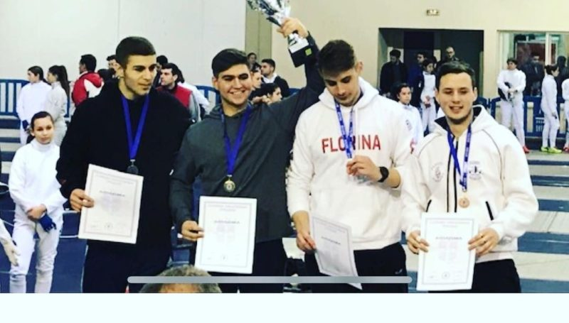 Greece National Champion, Thrust RYC Champion, Top 8 World Cup +more