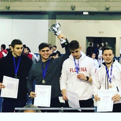 Peter Kambeseles Greece Jr National Champion 2019