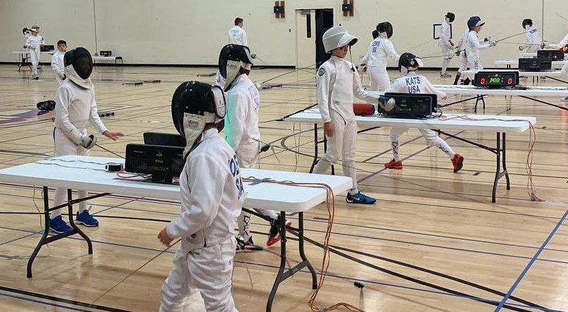 2019 Summer Fencing Camp Success and Memories