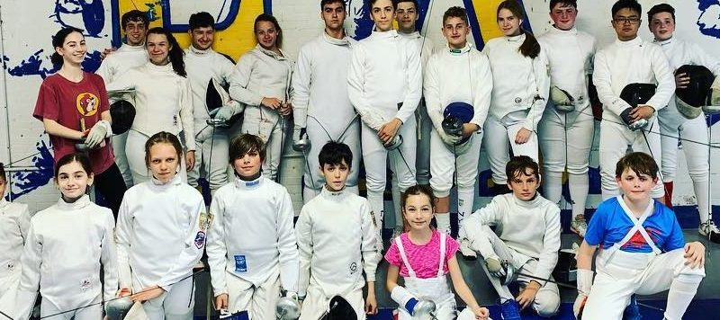 What Age Should You Start Fencing?