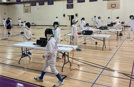NY Fencing Academy Summer Epee Camps