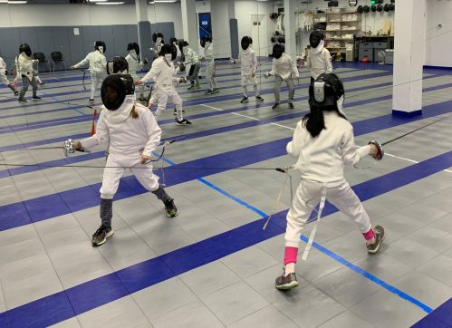 Long Island fencing club and camps