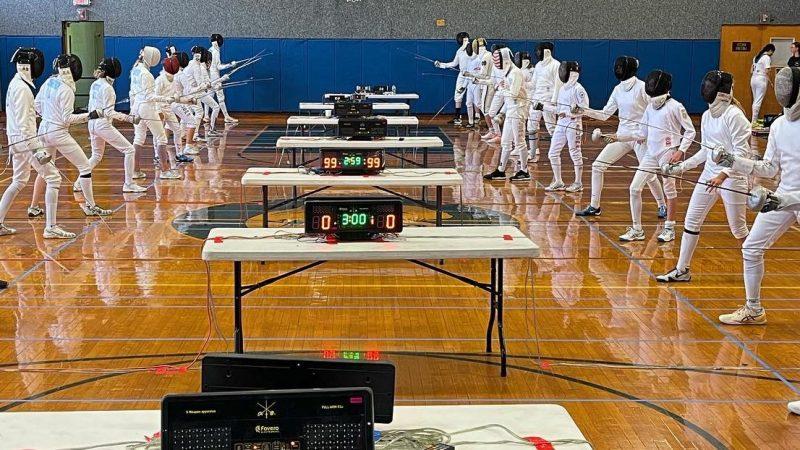 2021 NYFA International Summer Fencing CampHighlights